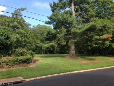 Winston Salem Residential Lots & Land For Sale: Buena Vista Road