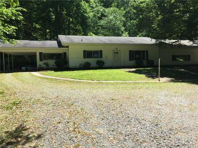 Winston Salem Single Family Home For Sale: 4710 S Main Street