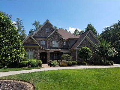 Kernersville Single Family Home For Sale: 8135 Riesling Drive
