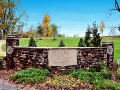 Clemmons Residential Lots & Land For Sale: 7950 Valley View Drive