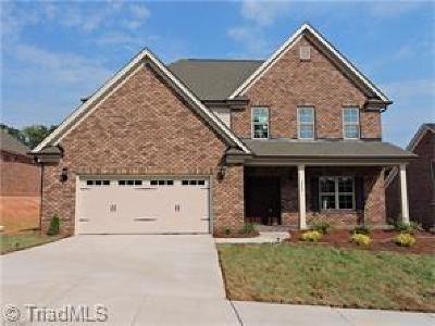 Pfafftown Single Family Home For Sale: 4656 Olivine Lane