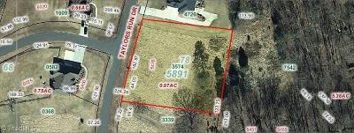 Clemmons Residential Lots & Land For Sale: 5445 Taylors Run Drive