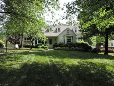 Emerywood Single Family Home For Sale: 814 Arbordale Avenue