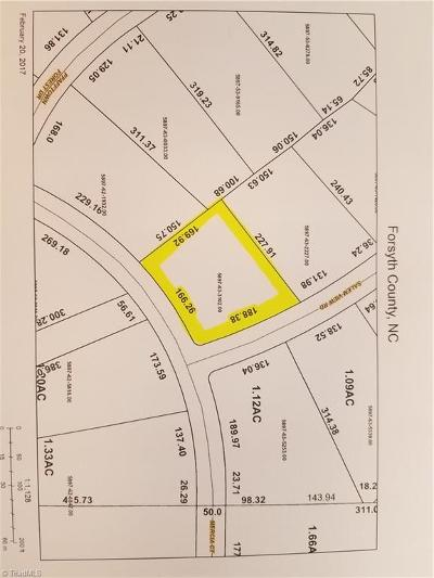 Pfafftown Residential Lots & Land For Sale: 5585 Salem View Road