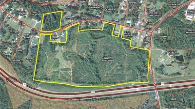Guilford County Commercial Lots & Land For Sale: Jackson Lake Road