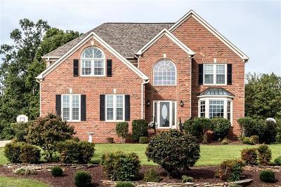 Whitsett Single Family Home For Sale: 803 E Golf House Road