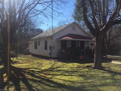Mocksville Single Family Home For Sale: 2189 Angell Road