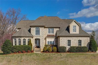 Summerfield Single Family Home For Sale: 7372 Henson Forest Drive