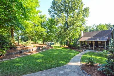 Rockingham County Single Family Home For Sale: 573 Neal Road