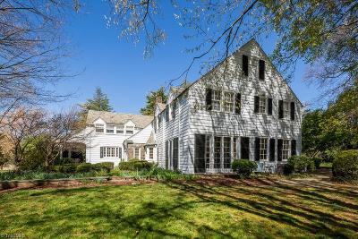 Winston Salem Single Family Home For Sale: 2858 Club Park Road