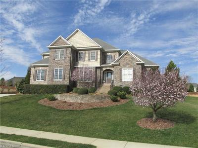 High Point Single Family Home For Sale: 2889 Saint Giles Court