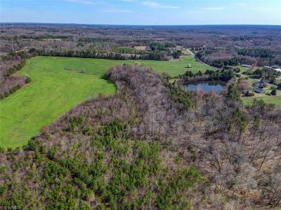 Guilford County Residential Lots & Land For Sale: 5273 Turner Smith Road