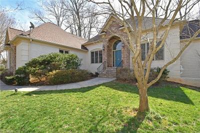 Winston Salem NC Single Family Home For Sale: $769,900