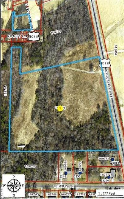 Alamance County Residential Lots & Land For Sale: N Nc Highway 119