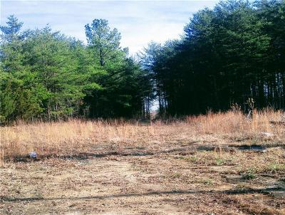 Caswell County Residential Lots & Land For Sale: Boone Road