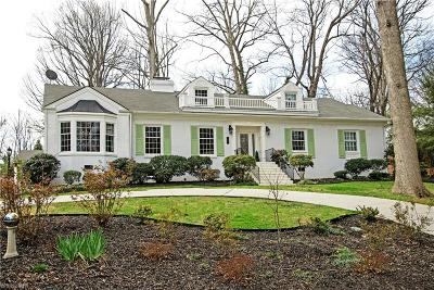 Guilford County Single Family Home For Sale: 4005 Henderson Road