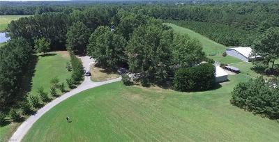 Alamance County Single Family Home For Sale: 4710 N Nc Highway 62