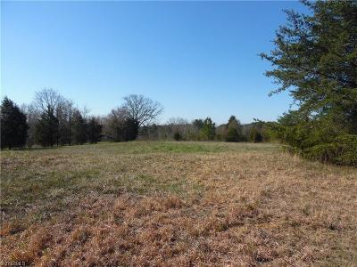 Caswell County Residential Lots & Land For Sale: 0000 Mill Ridge Road