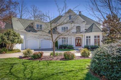 Greensboro Single Family Home For Sale: 25 Flagship Cove