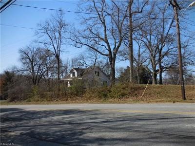Greensboro Single Family Home For Sale: 3613 Yanceyville Street