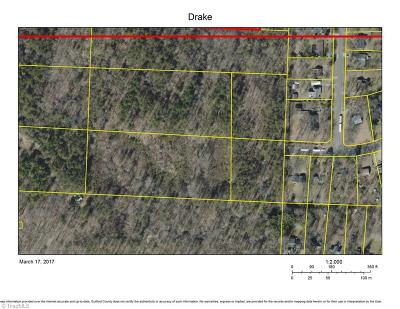 Greensboro Residential Lots & Land For Sale: 5509 Drake Road