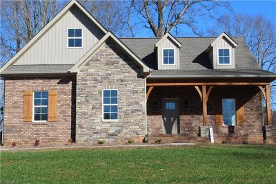 Mocksville Single Family Home For Sale: 178 Nellwood Court