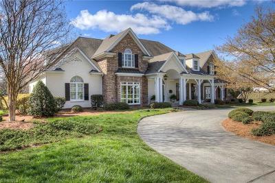 Winston Salem NC Single Family Home For Sale: $975,000