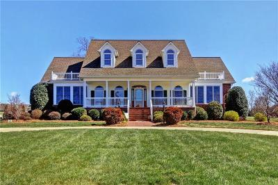 Statesville Single Family Home For Sale: 2160 Chipley Ford Road