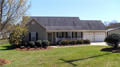 Single Family Home Sold: 3886 Hoover Hill Road