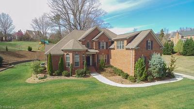 Pfafftown Single Family Home For Sale: 3304 Willow Wind Drive