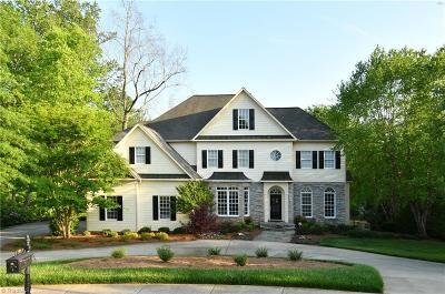 Winston Salem NC Single Family Home For Sale: $825,000