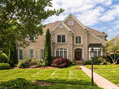 Greensboro Single Family Home For Sale: 801 Northern Shores Lane