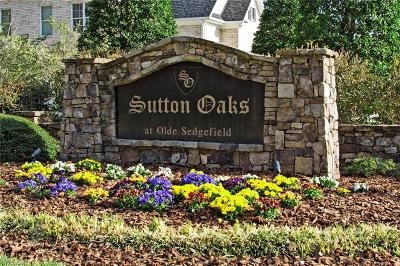 Greensboro Residential Lots & Land For Sale: 5805 Lincoln Oaks Court