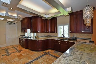 Winston Salem NC Single Family Home For Sale: $891,900