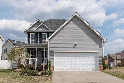 Gibsonville Single Family Home For Sale: 800 Apple Street