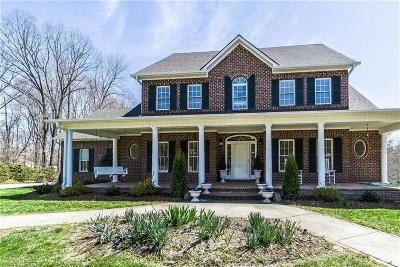 Clemmons Single Family Home For Sale: 1750 Stonefield Lane