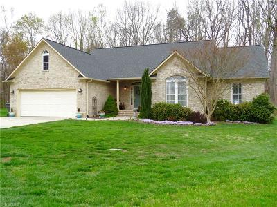 Reidsville Single Family Home For Sale: 1002 Benton Court