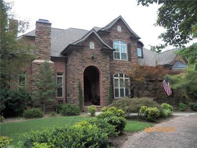 Kernersville Single Family Home For Sale: 129 Croyden Drive