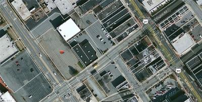 Guilford County Commercial Lots & Land For Sale: 214 W English, 208 N. Elm St. Road