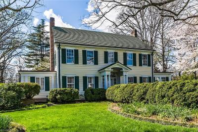 Winston Salem NC Single Family Home For Sale: $850,000