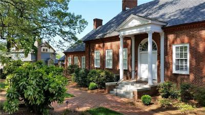 Winston Salem Condo/Townhouse For Sale: 1215 Glade Street #111