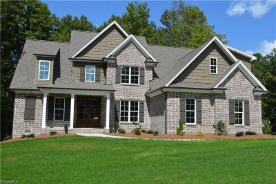 Advance Single Family Home For Sale: 115 Lost Farm Drive