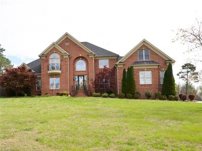 Oak Ridge Single Family Home For Sale: 8102 Brittains Field Road