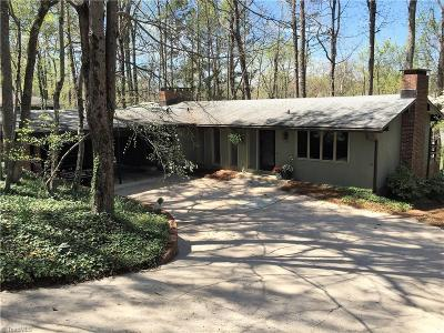 Single Family Home For Sale: 1275 Westminster Drive