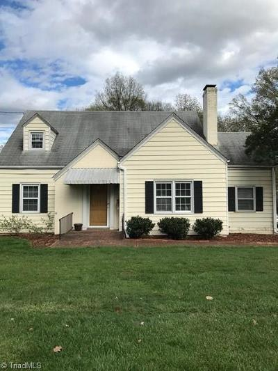 Greensboro Single Family Home For Sale: 904 Westover Terrace