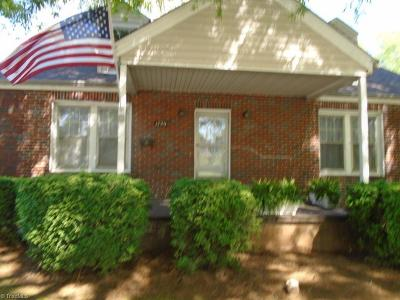 Reidsville Single Family Home For Sale: 1729 S Scales Street