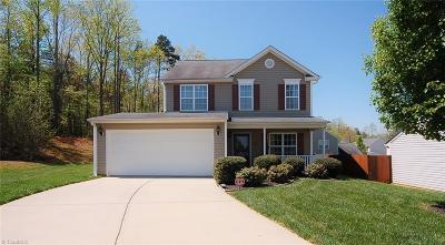 Browns Summit Single Family Home For Sale: 4 Arbor Spring Court