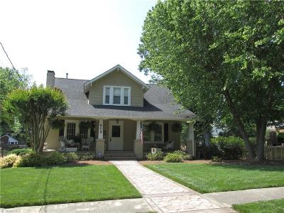 Emerywood Single Family Home For Sale: 603 Colonial Drive