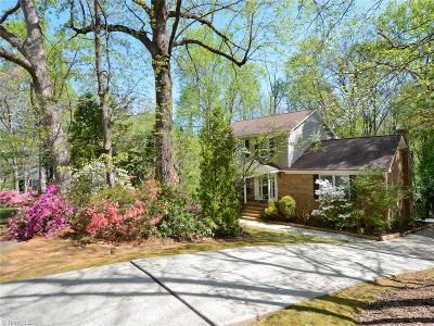 Greensboro Single Family Home For Sale: 940 Greenwood Drive