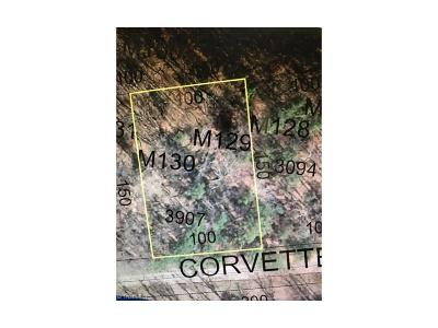 Davidson County Residential Lots & Land For Sale: 130 Corvette Lane